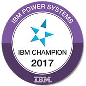 IBM Power Systems IBM Champion 2017