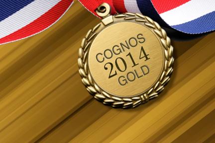 cognos-gold-award