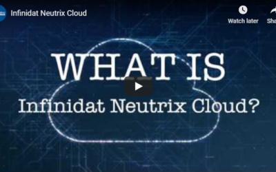 Infinidat Neutrix Cloud