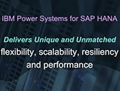 POWER9 for SAP HANA: Scale to meet the requirements of SAP HANA workloads Featured Image