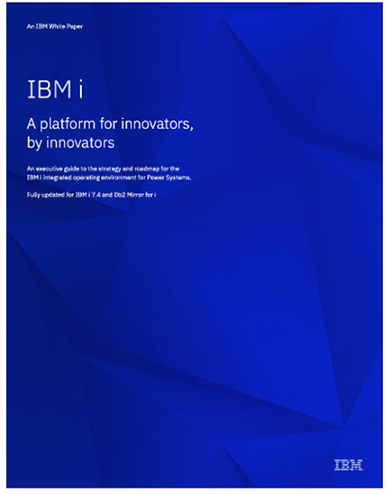 IBM Power Systems Marches on with IBM i Strategy and New IBM i 7.4.1 Release